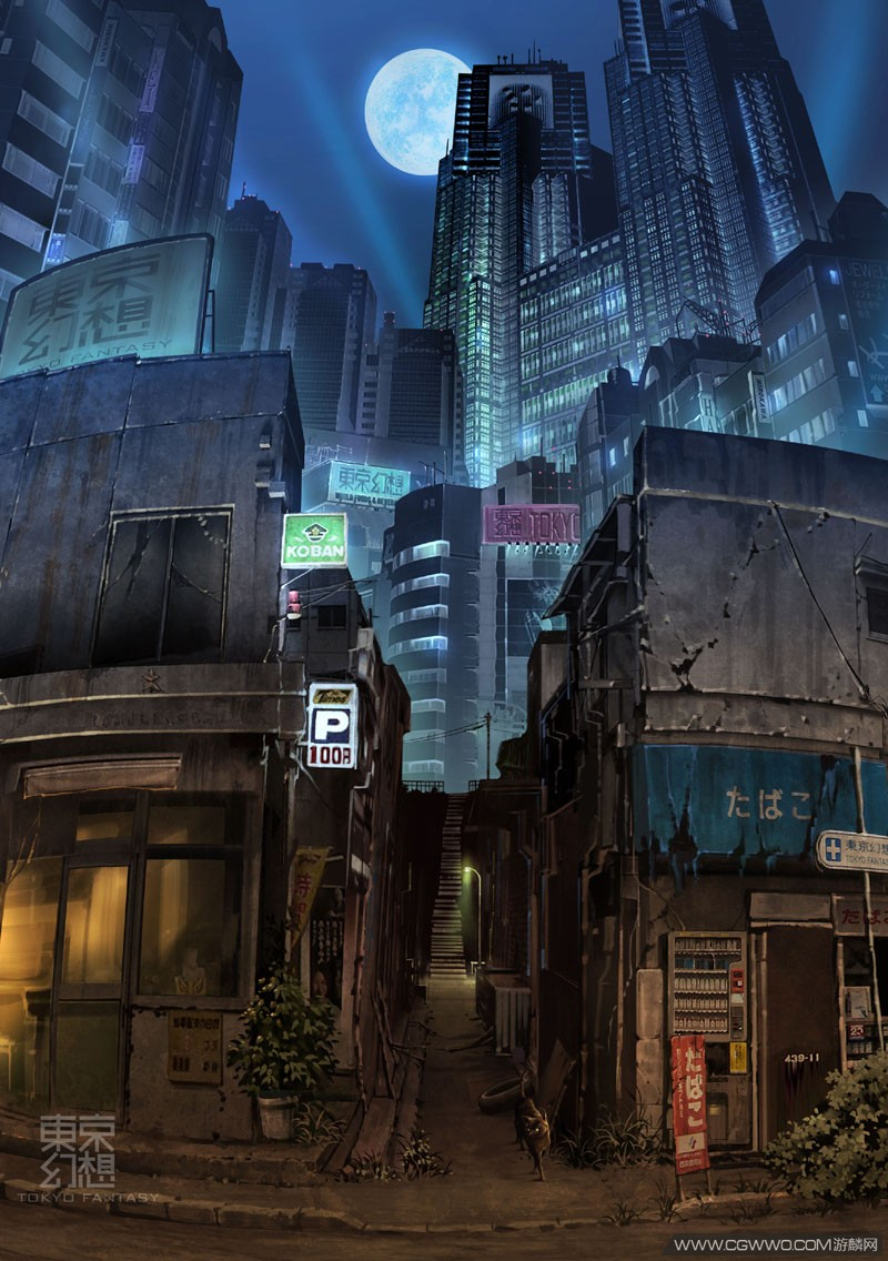 Post-Apocalyptic Tokyo by Tokyogenso 004.jpg