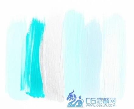 攒 高质量水彩PS笔刷画笔集