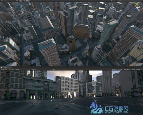 城市建造系统CScape City System0.9.5.3 beta