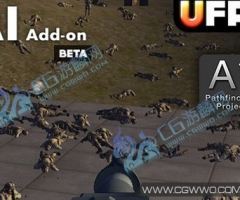 unity3d-AI Add-on for UFPS 0.1.0扩展更新