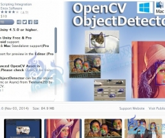 unity3d-OpenCV ObjectDetector 1.0.6 unity3d