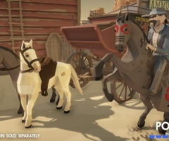 POLYGON - Horse Pack 1.01 unity3d asset