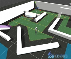 unity3d网格扩展插件NavMesh Extension_v1.1.2 u5