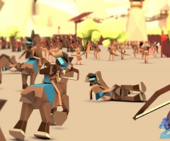 Lowpoly Native American Pack 1.0 unity3d asset
